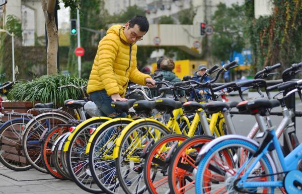 上海永久宣布入局共享单车,全国投放280万辆